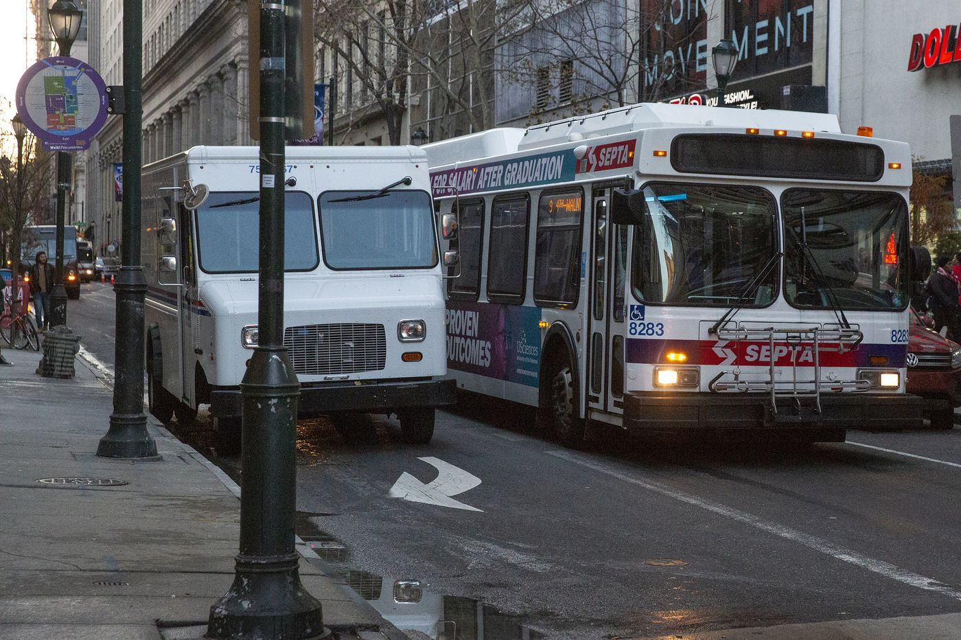 SEPTA's new bus route feeding University City to debut Sunday, spring schedules to take effect