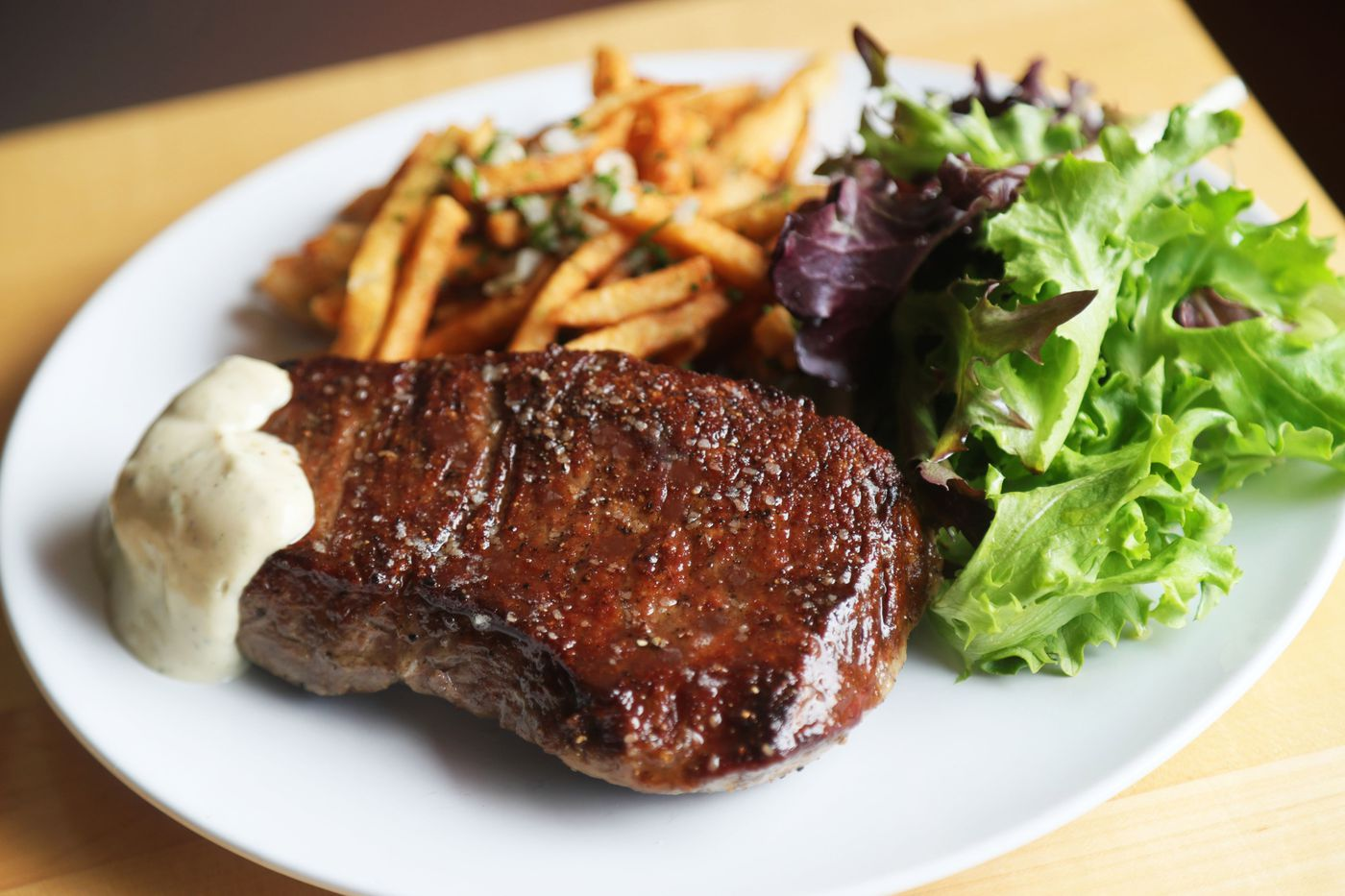 Cerise in Bryn Mawr becomes a steakhouse