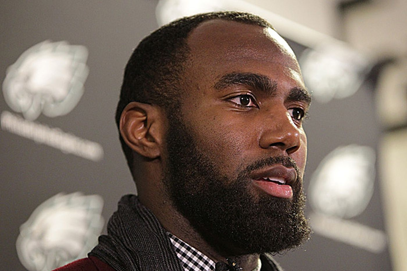 Eagles' Malcolm Jenkins raised to be a leader