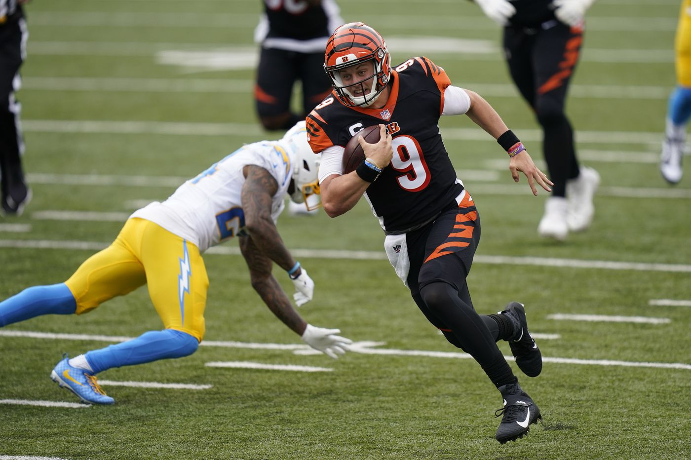 Browns vs. Bengals odds: Vegas Vic's pick for tonight's Heisman-winner showdown