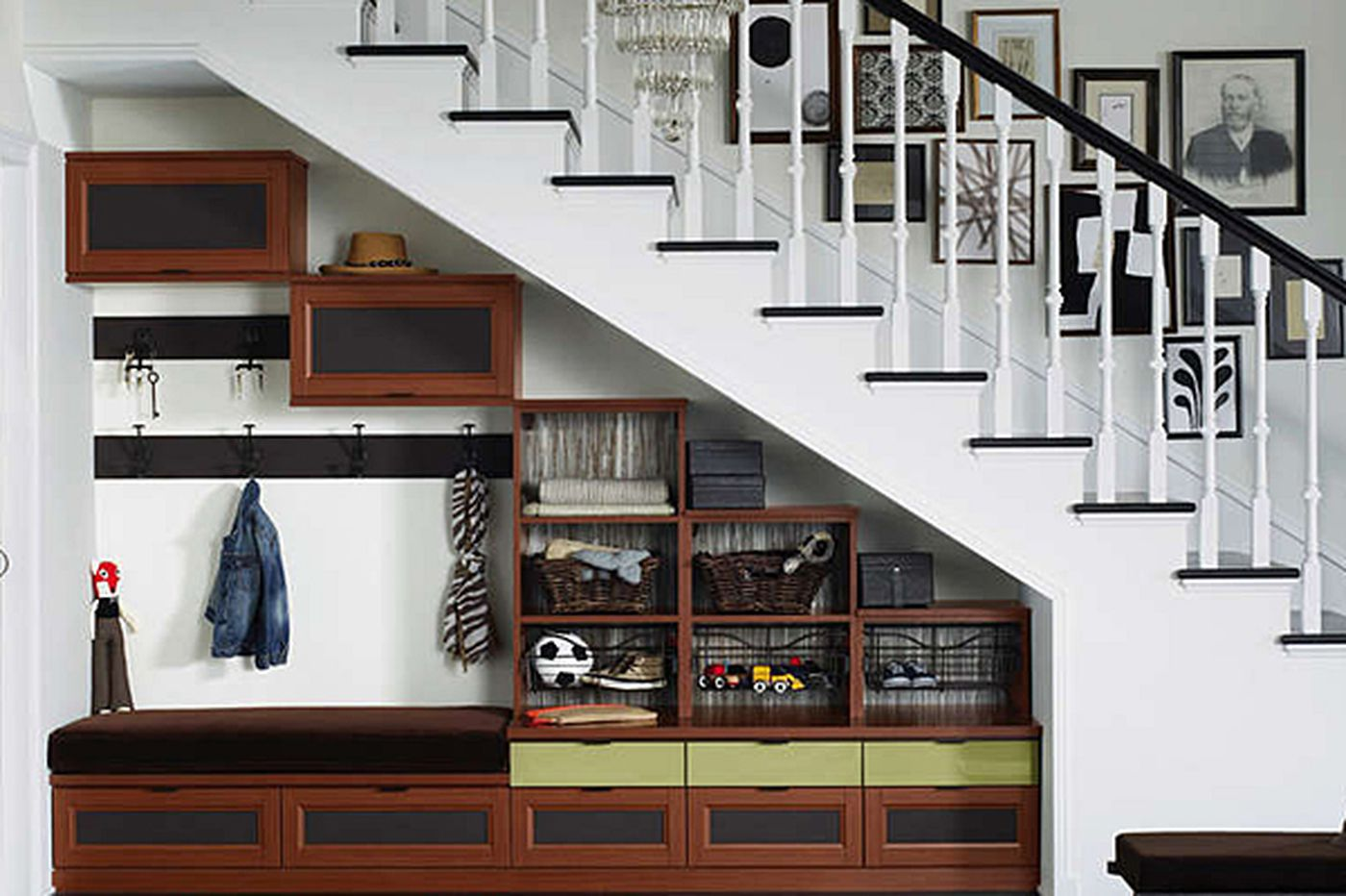 Here's how to help your staircase rise to the top