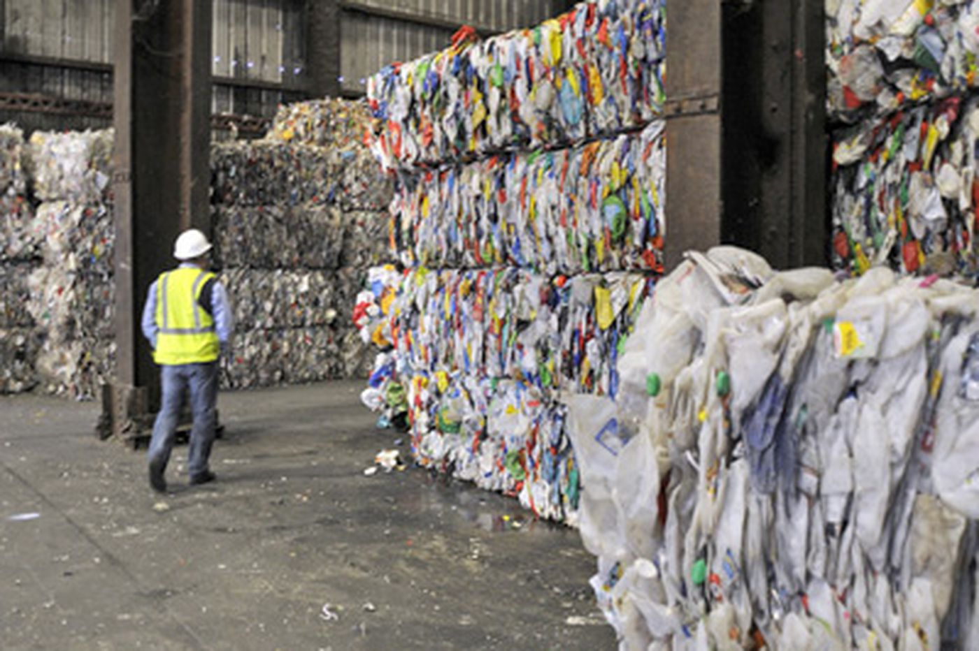 New Jersey strives to regain its recycling reputation