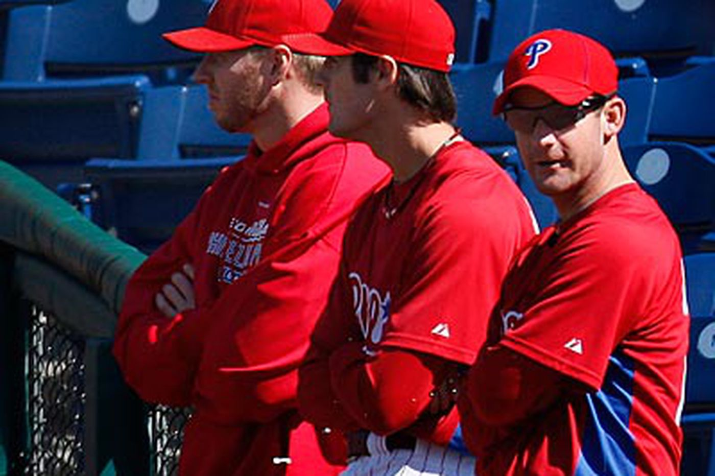 Paul Hagen: How the Phillies became kings of the hill