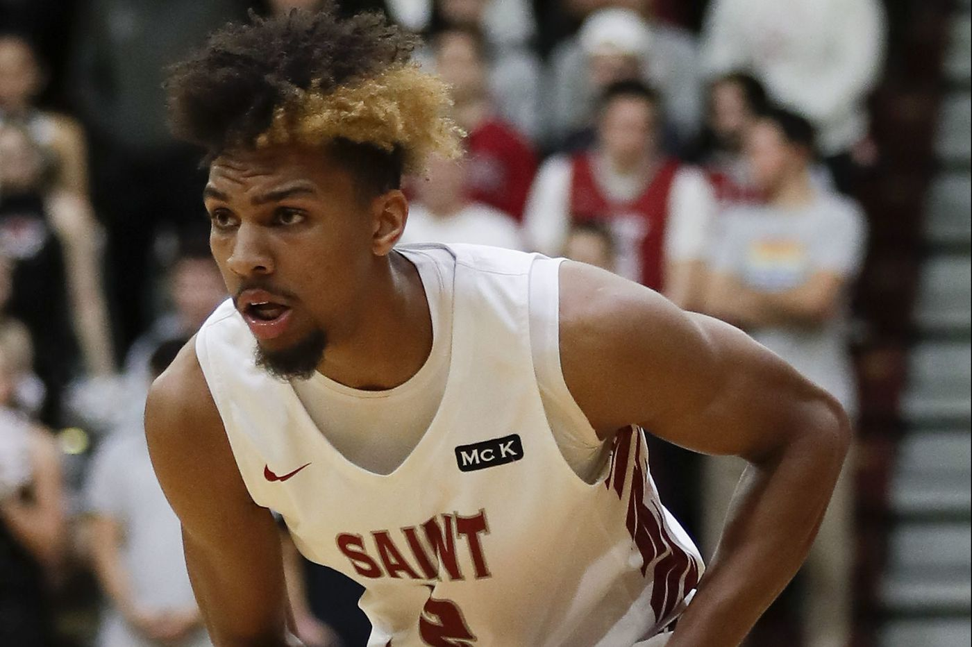 Late rally helps Duquesne trip St. Joseph's, 85-84