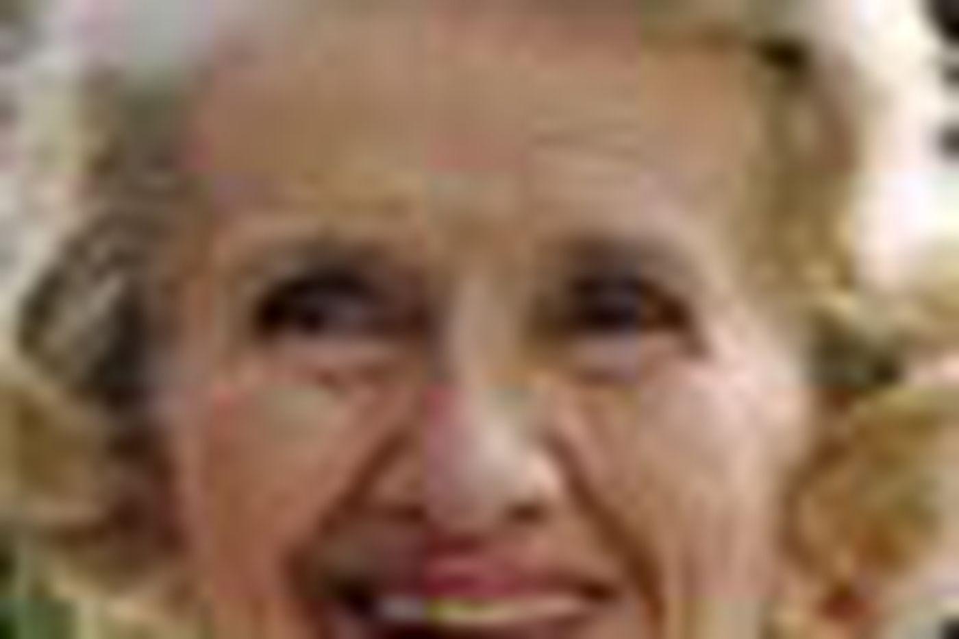 Marion Onderdonk Jacobson, 100, arts volunteer