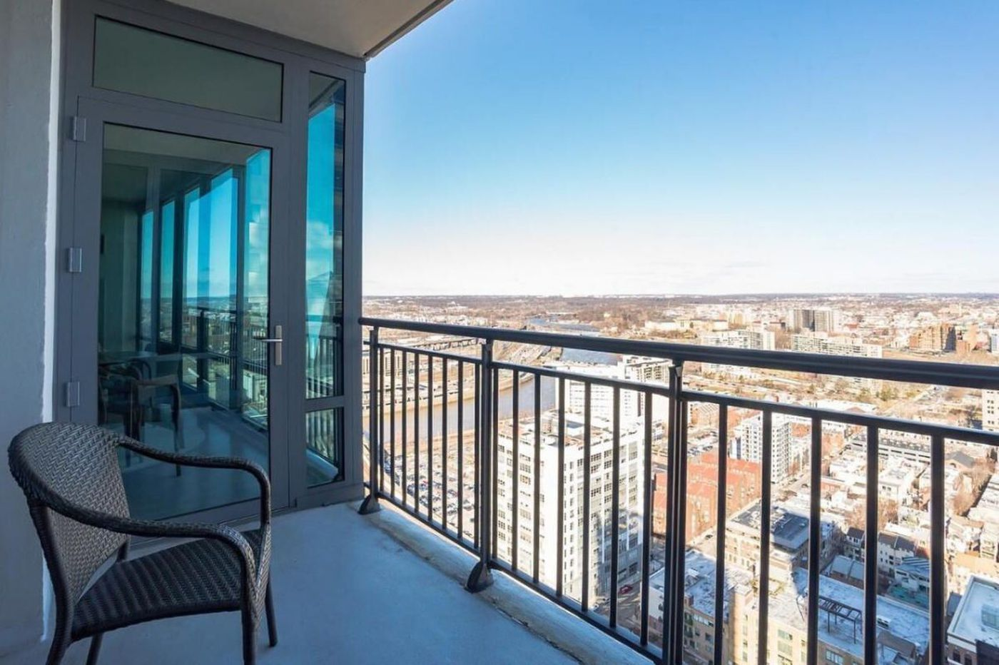 On the market in Center City: A dog-friendly condo with a view