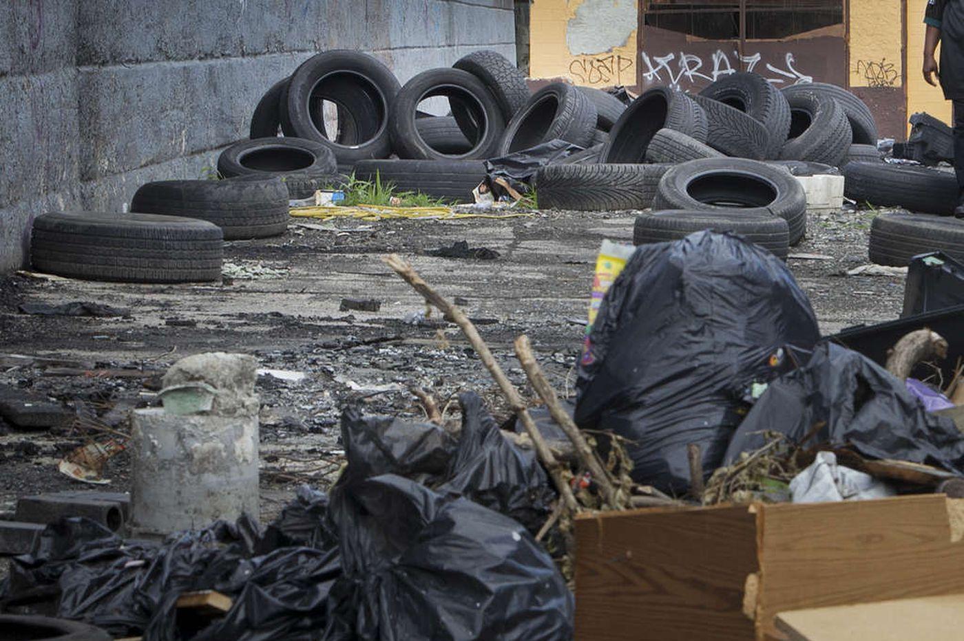 Philadelphia plans to install 100 surveillance cameras to nab illegal dumpers