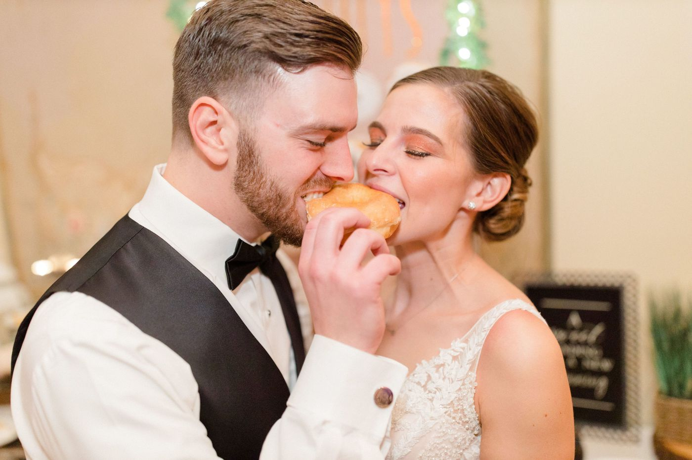 Weddings: Anthony Kulik and Bernadette Costello fell in love during an egg fight