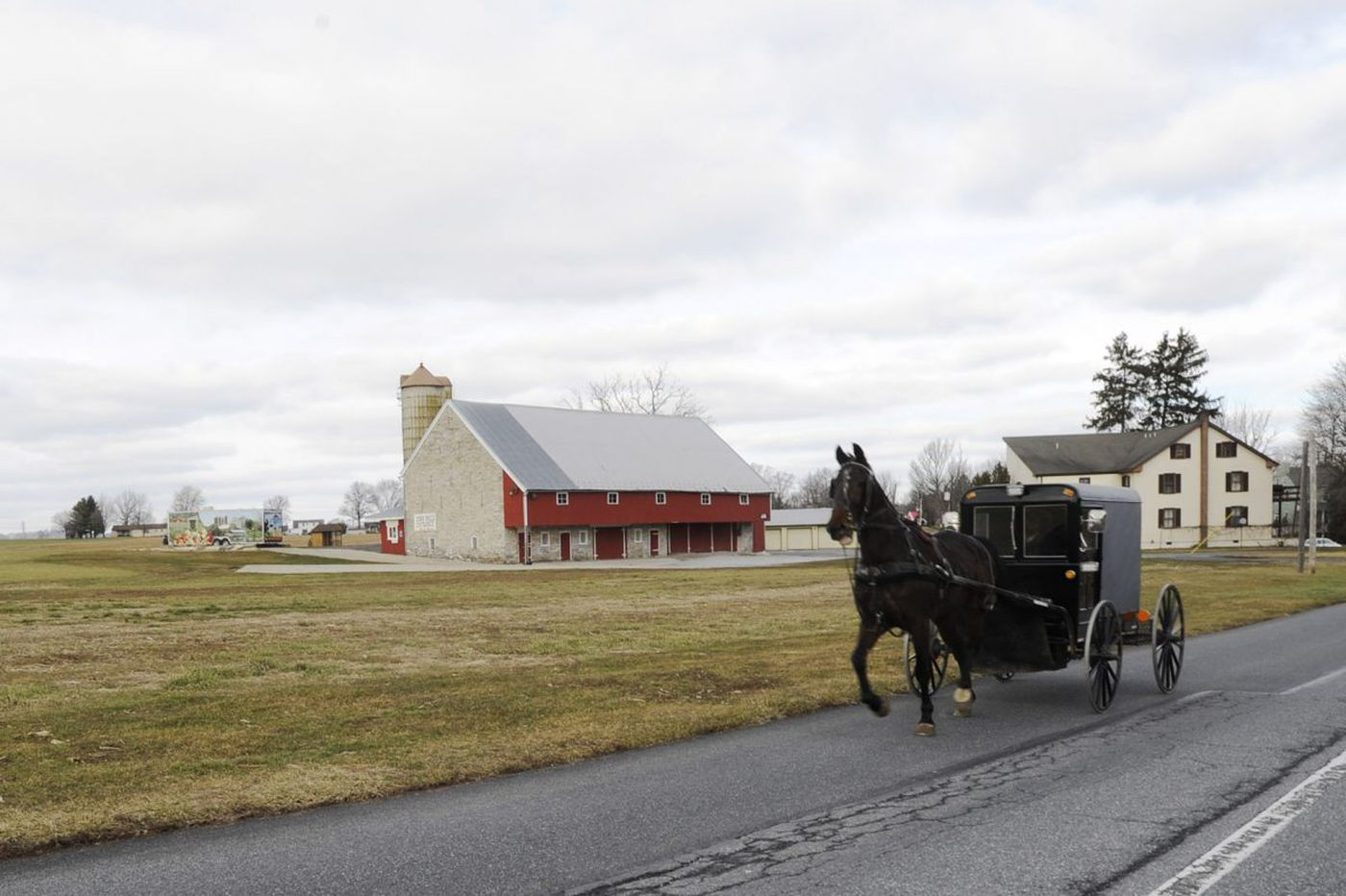 A 'small city' in farm country: Amish and Mennonite farmers question proposed development