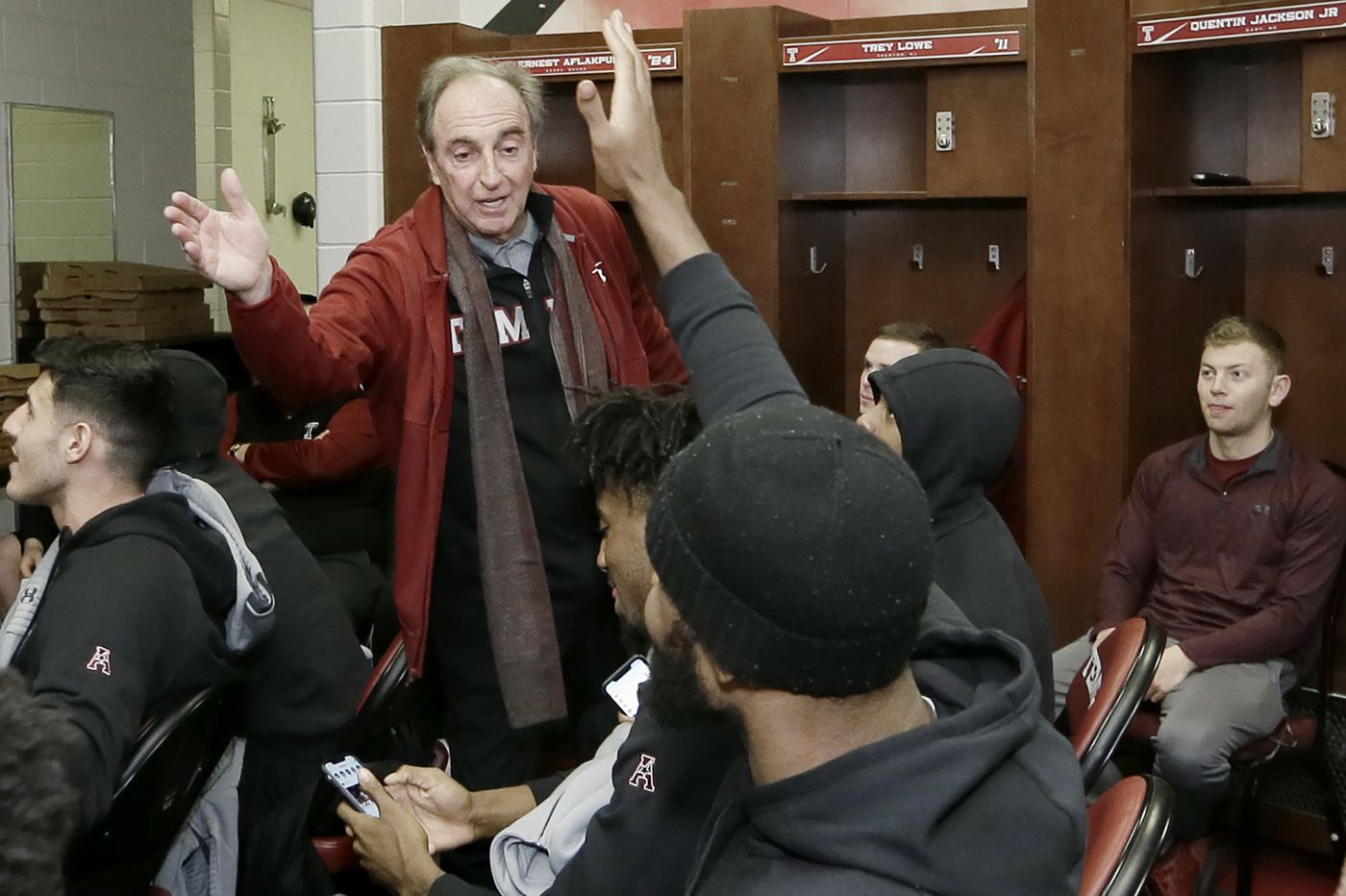 Temple basketball alum: Fran Dunphy's got more coaching left in him | Opinion