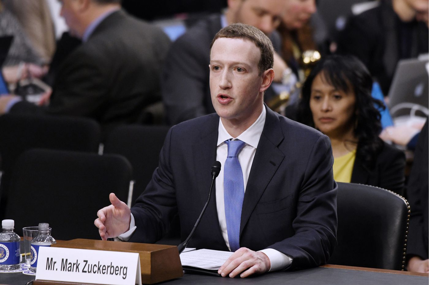 Facebook CEO Zuckerberg says problems will take years to fix
