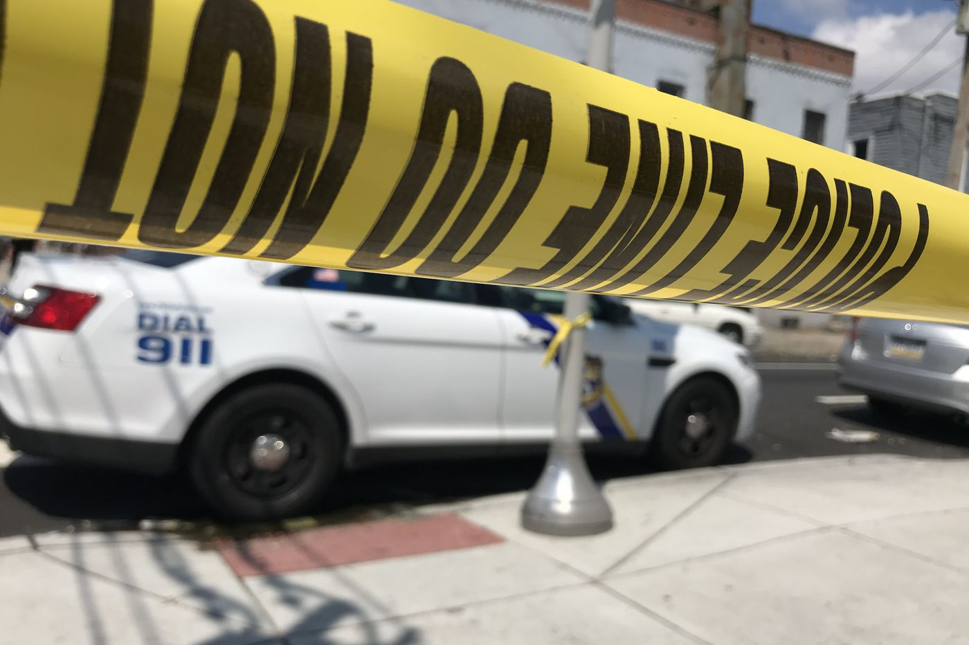 West Philly 'hit-run victim' jumped out of car to flee shooting and was run over, police say