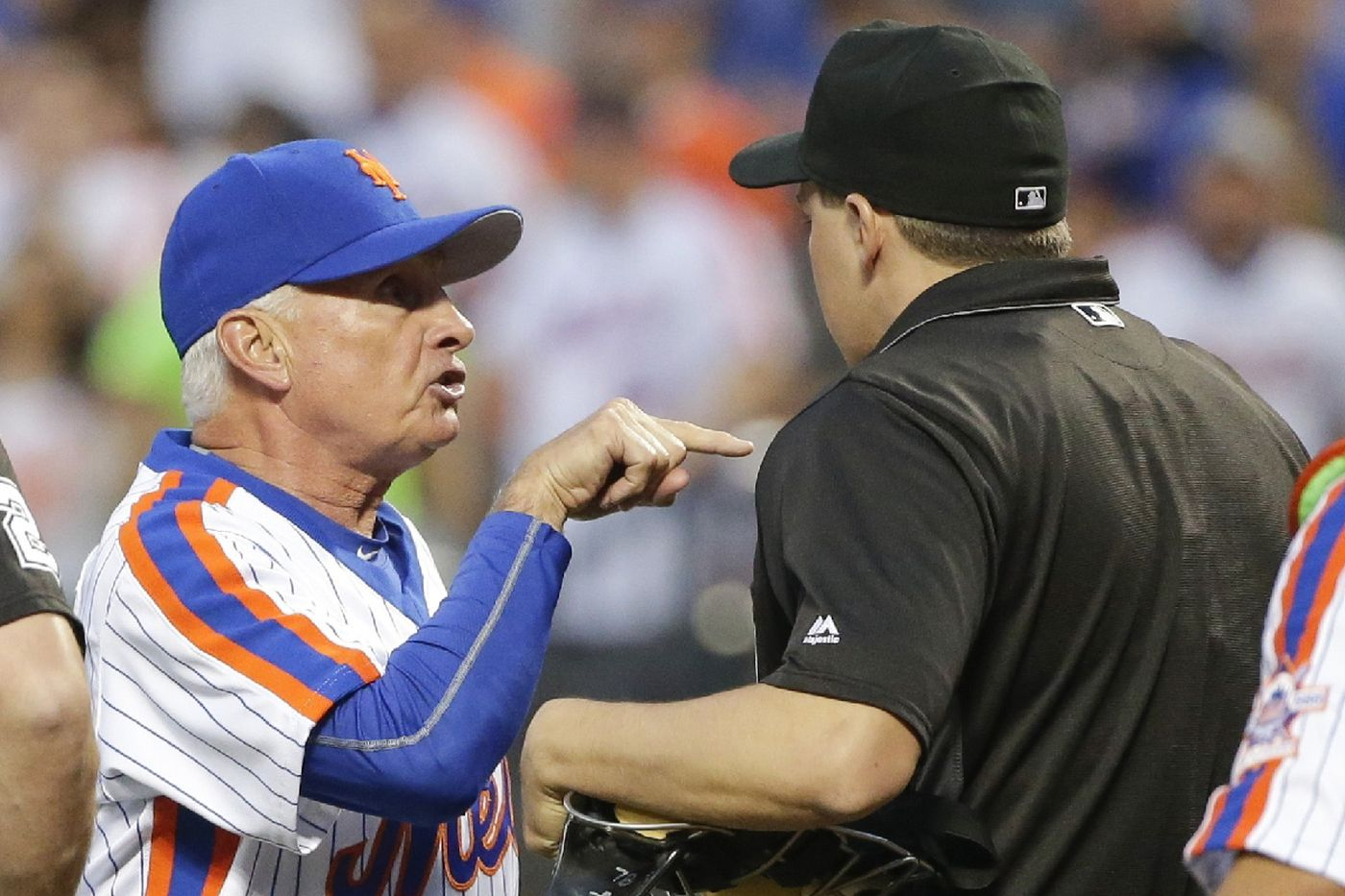 MLB trying to scrub viral video with Chase Utley and a profane Terry Collins from the internet