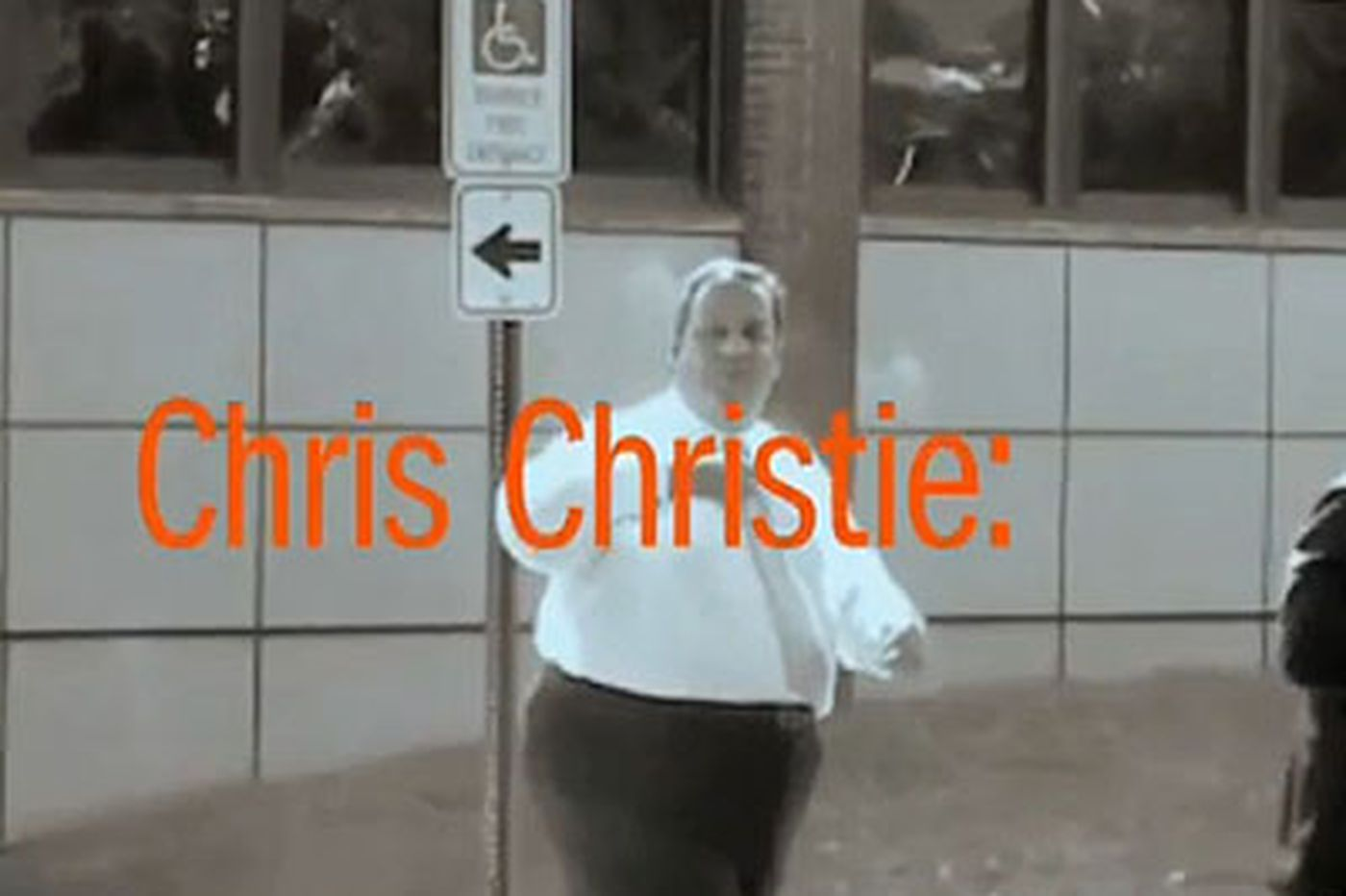 Christie's weight is an issue in N.J.