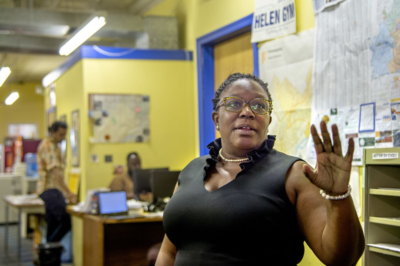 Kendra Brooks has raised more money than any third-party Philly candidate ever. Here's how.