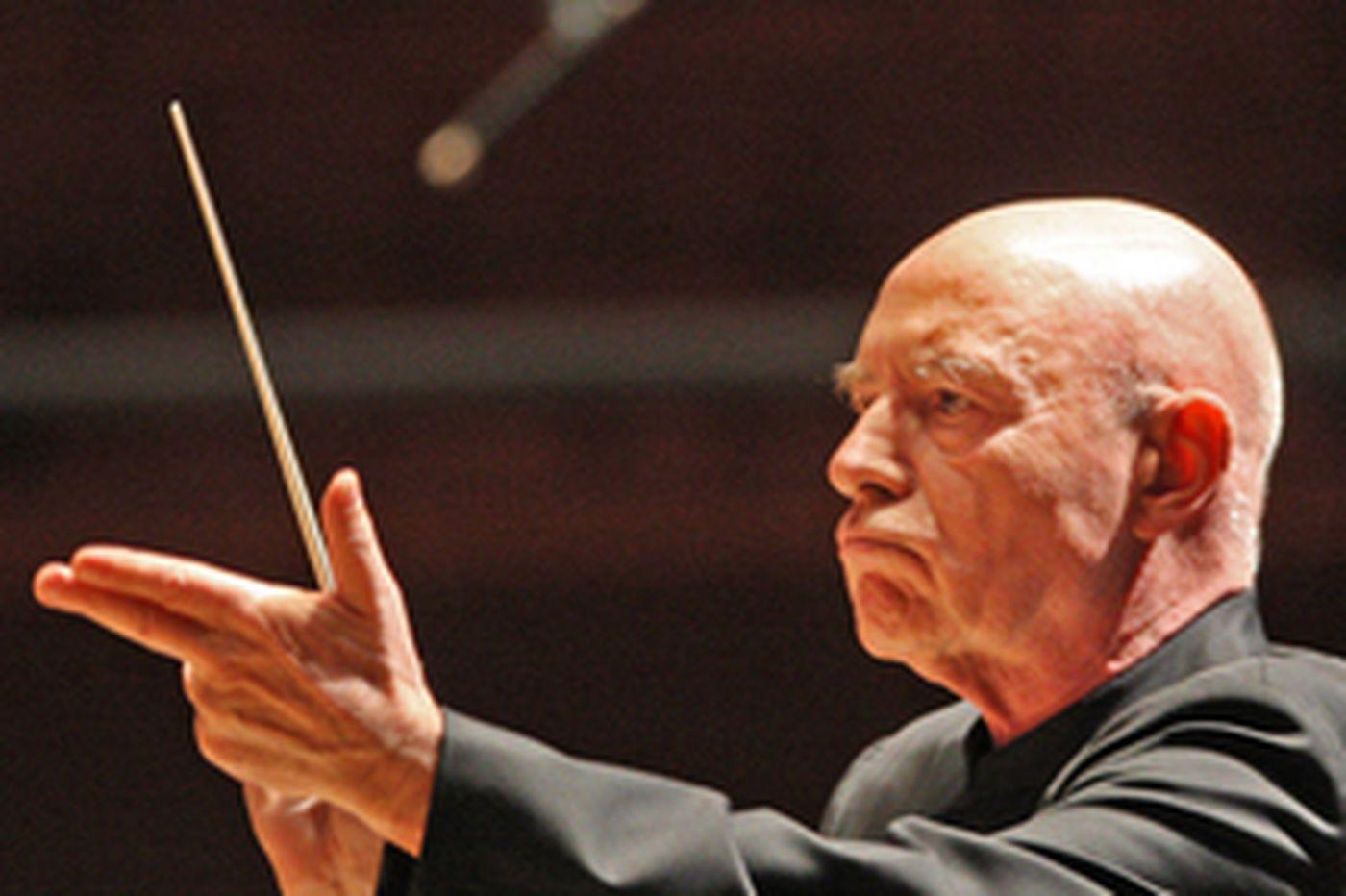Eschenbach's Schubert finale