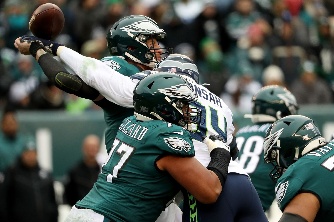 What the Eagles, Carson Wentz have learned since their last lousy meeting with the Seahawks