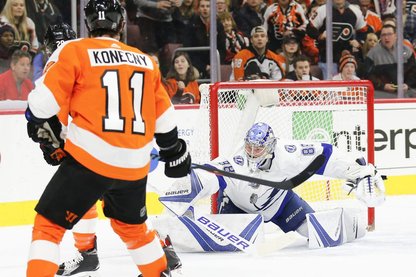 Flyers-Coyotes preview: Philly looking for payback against lowly Arizona