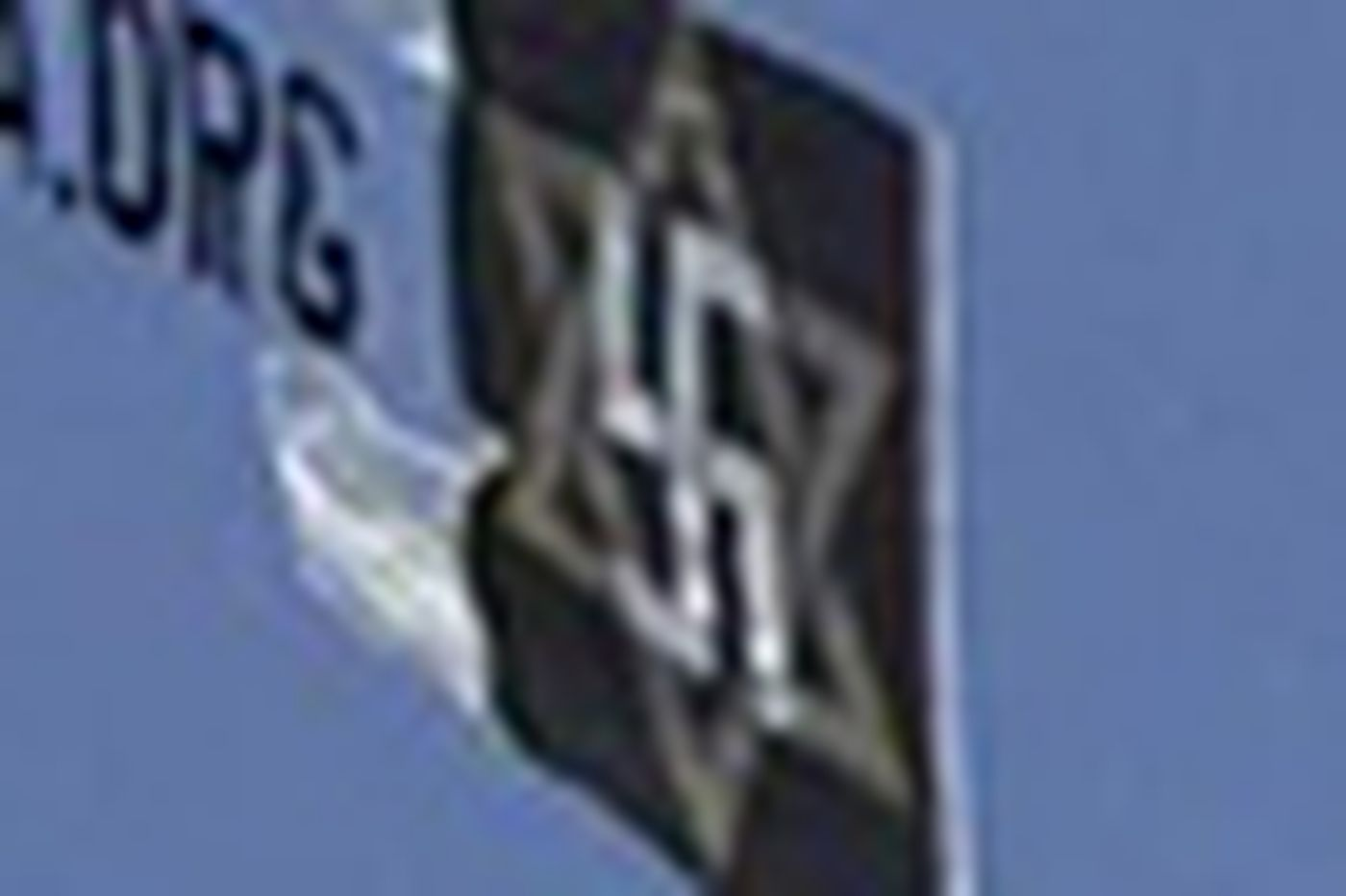 Flying swastika causes alarm at Jersey Shore