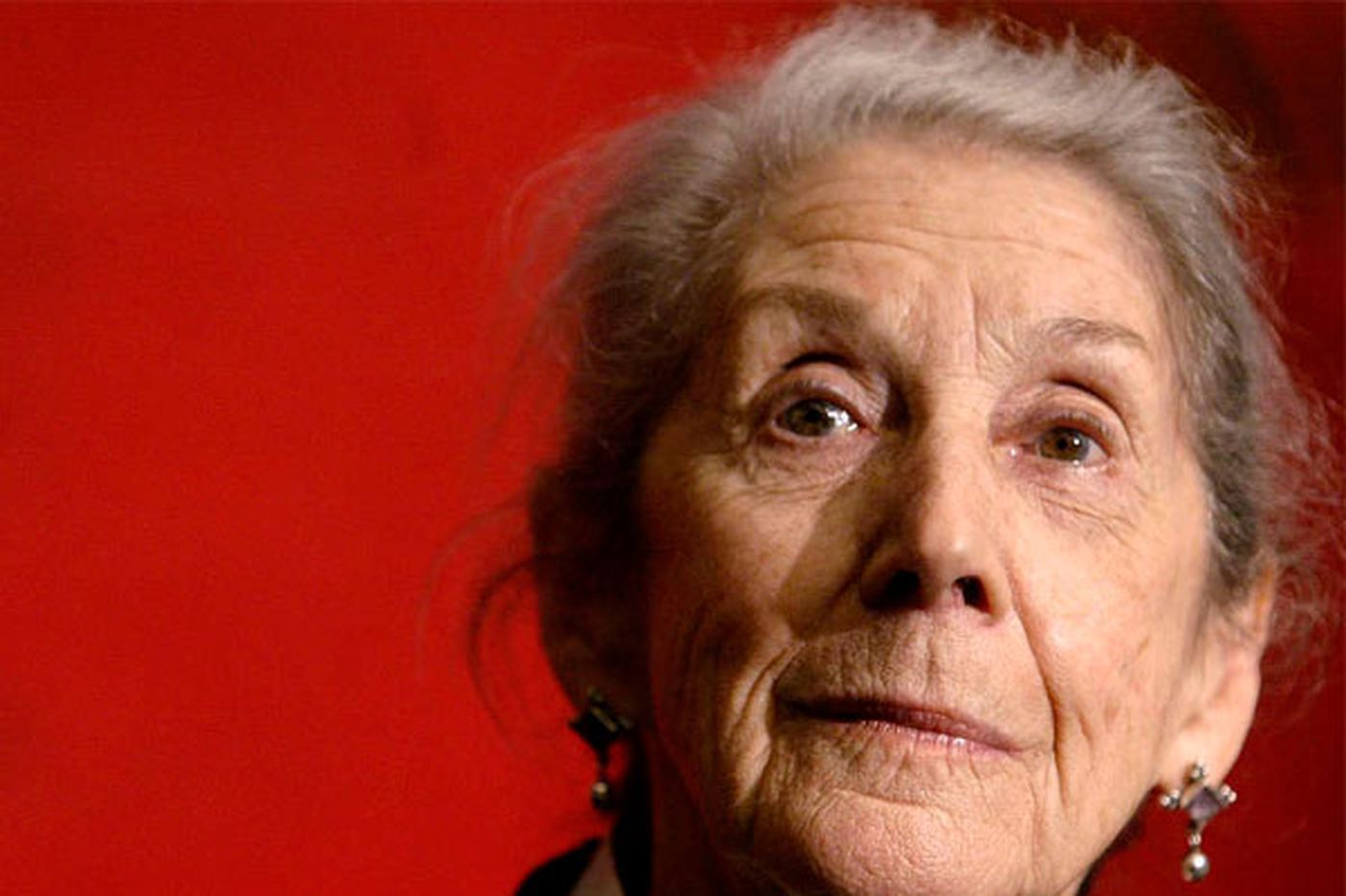 Nadine Gordimer, 90, acclaimed South African novelist