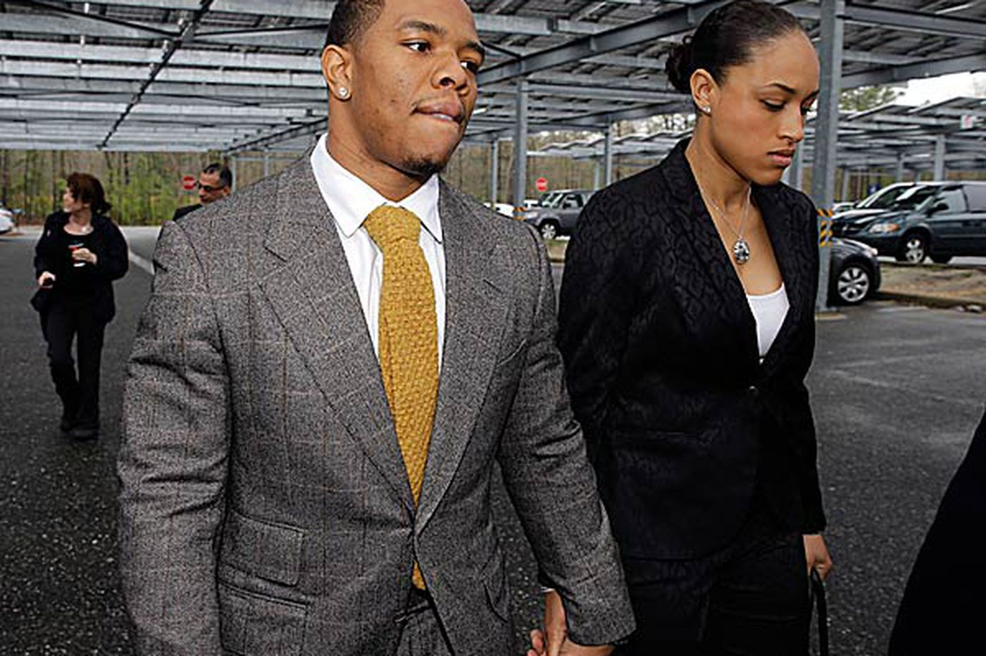 How Ray Rice got into pre-trial intervention