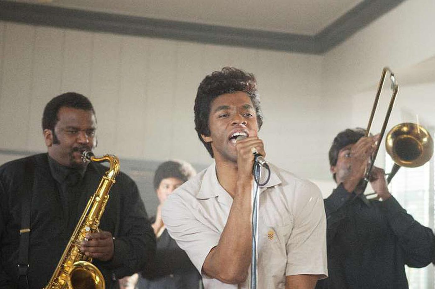 'Get On Up': Trying to capture the elusive Godfather of Soul
