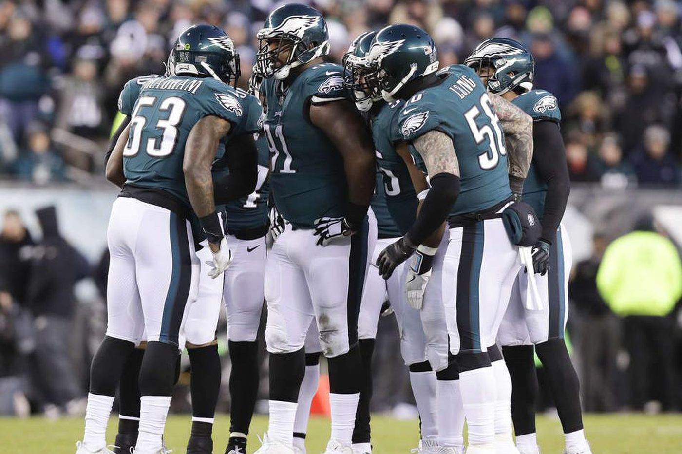 What to watch in the Eagles-Vikings NFC championship game | Early Birds