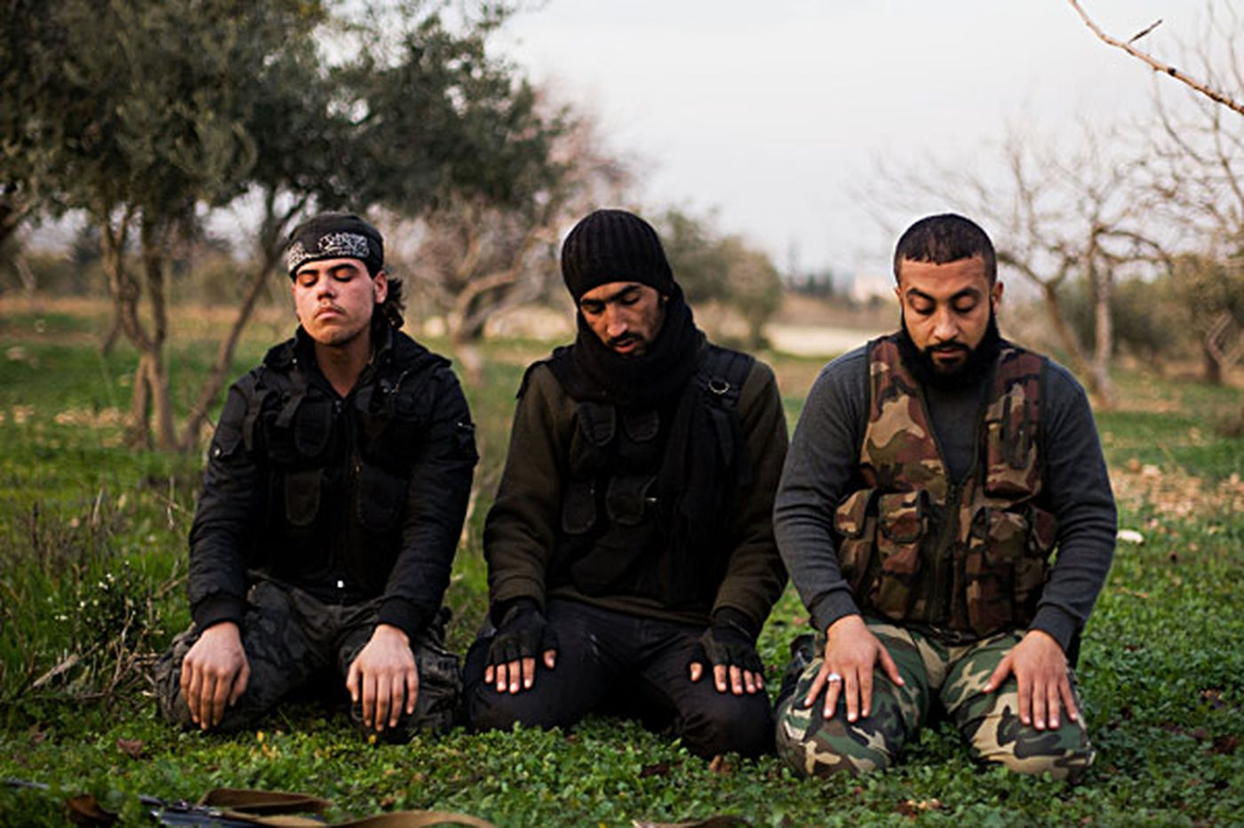 Syrian rebels say Britain and U.S. helped train them