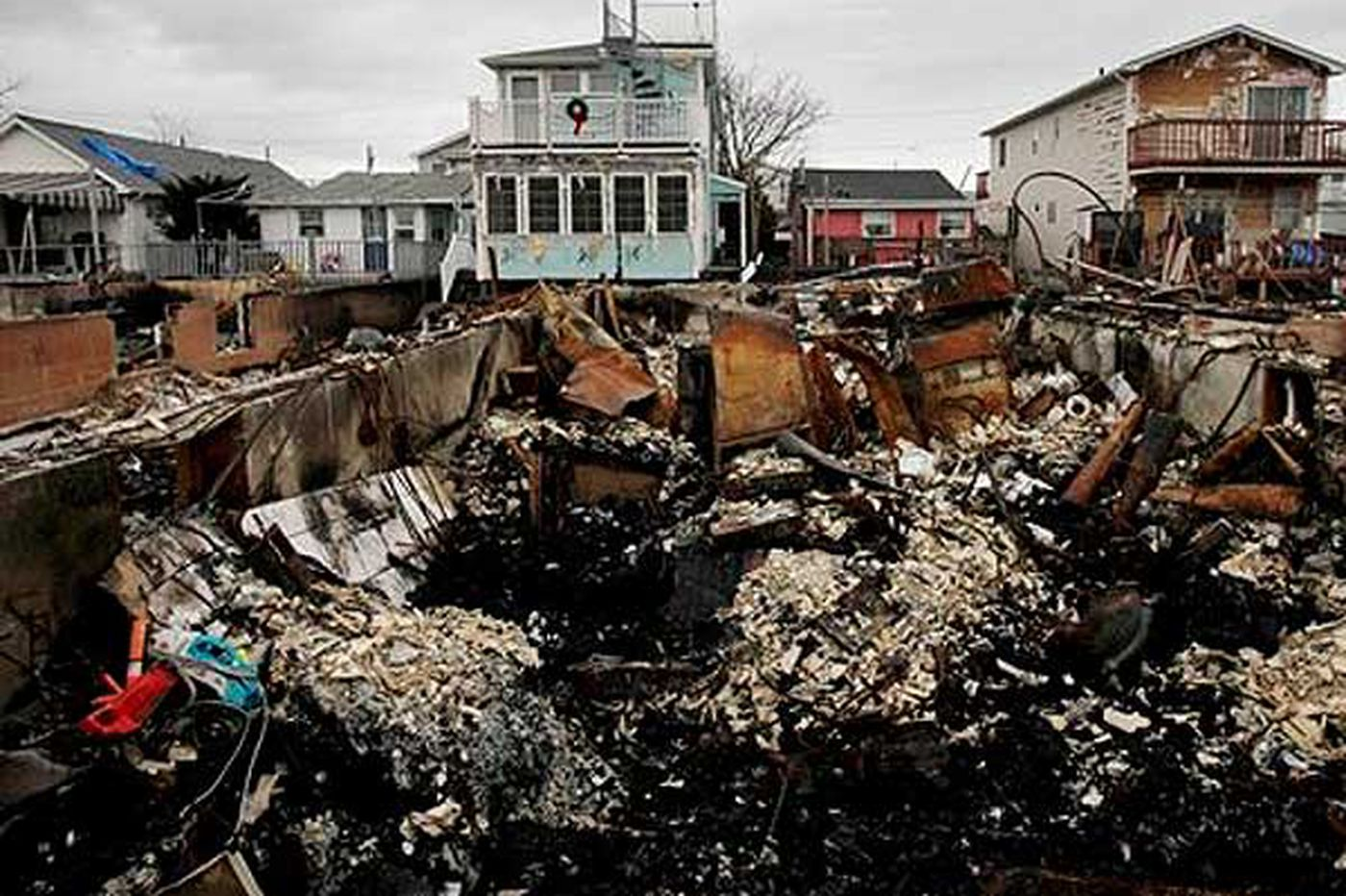 Obama requests $60.4 billion to help area recover from superstorm Sandy