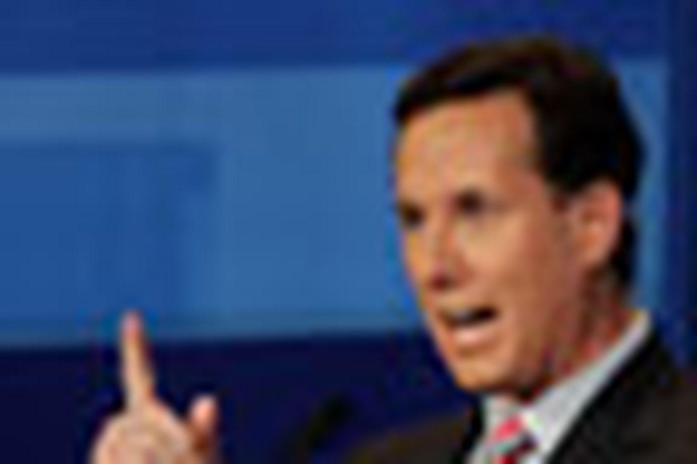 Santorum hopes hard groundwork in Iowa pays off