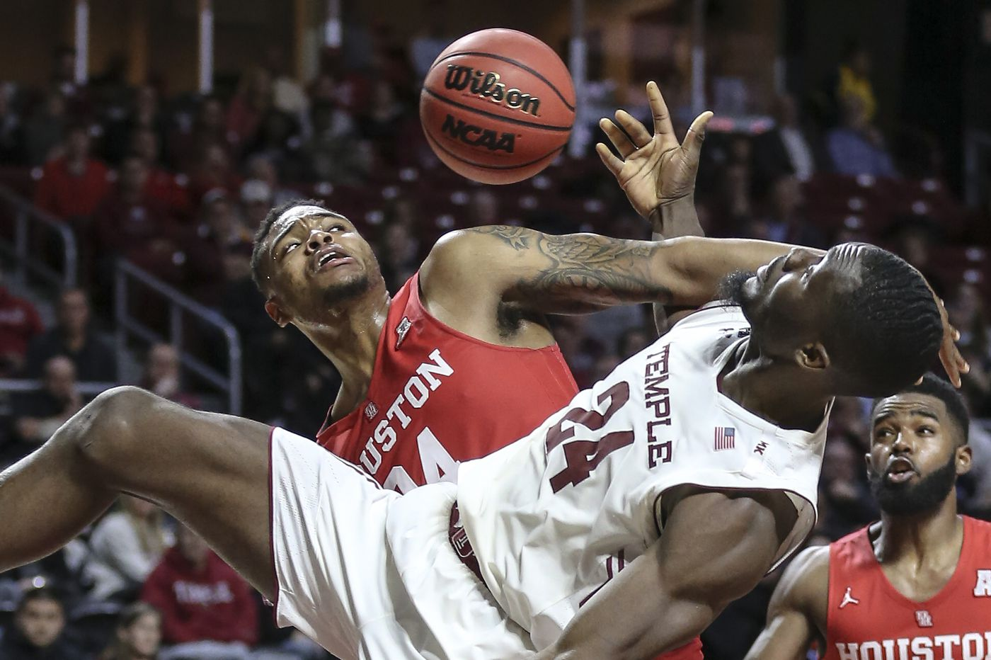 The biggest play of Temple's basketball season? Maybe it was. | Mike Jensen