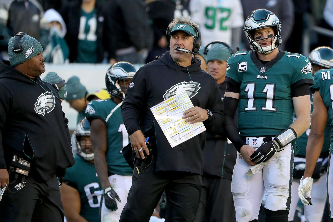 What could have been for the Eagles so far, playing time distribution, and an NFC East trade | Early Birds