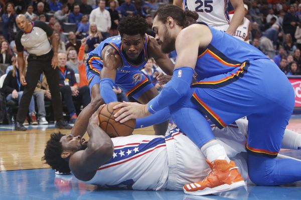 Sixers-Thunder best and worst: Another bad loss to a struggling team