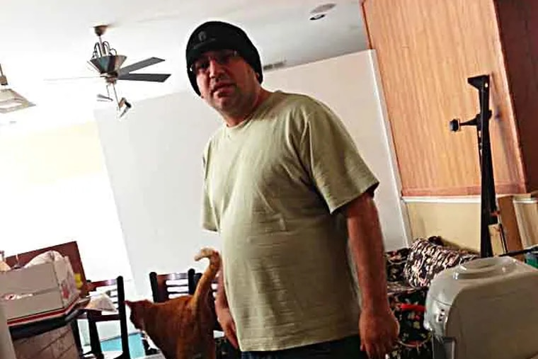 James J. Georginis, 43, was arrested yesterday, June 5, 2013, and charged with theft by deception for allegedly running a rental-scheme in Wildwood, Wildwood Crest and North Wildwood. Most of his customers were local high school students.
