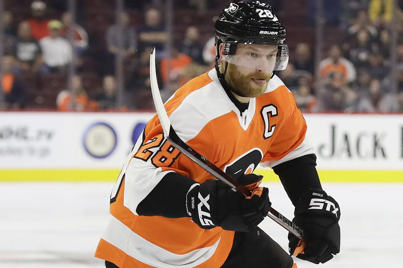Flyers position preview: Left wing now a strength with Claude Giroux, James van Riemsdyk, others