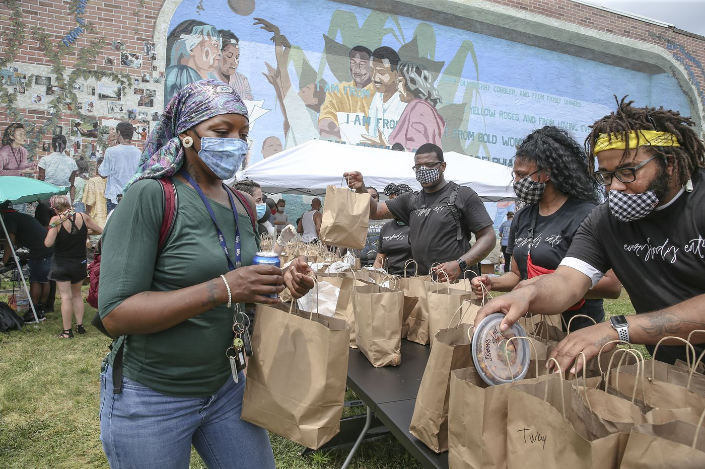 Philly chefs mark Juneteenth with food events and a takeout meal