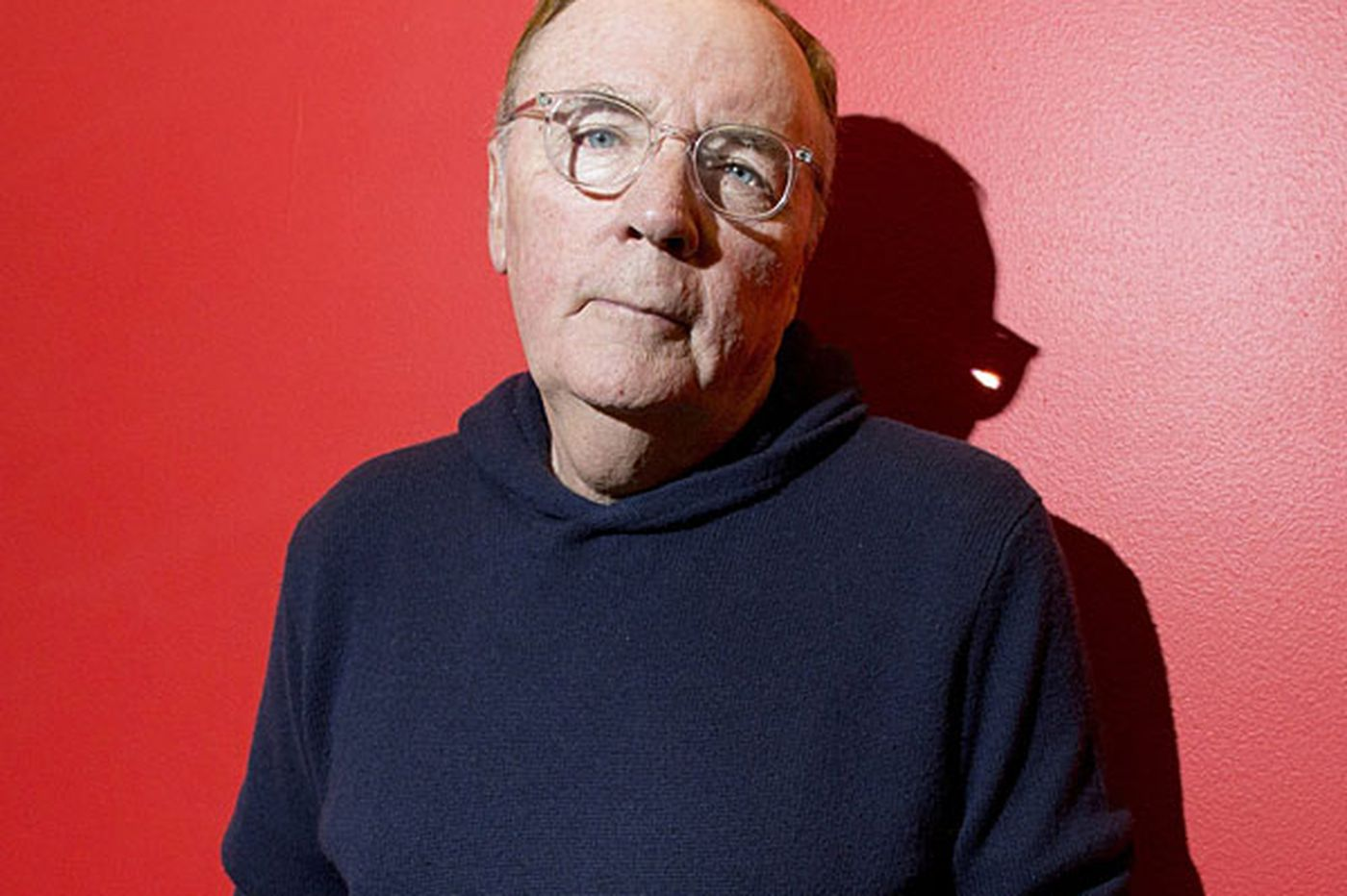 James Patterson seeks to develop new readers with library gift
