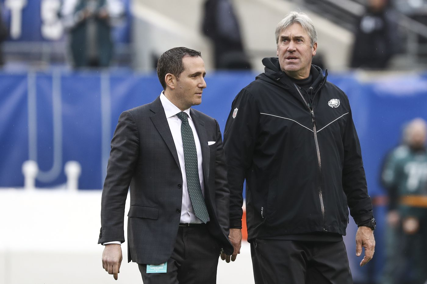 Doug Pederson and Howie Roseman press conference, 10:30 a.m.   Live video