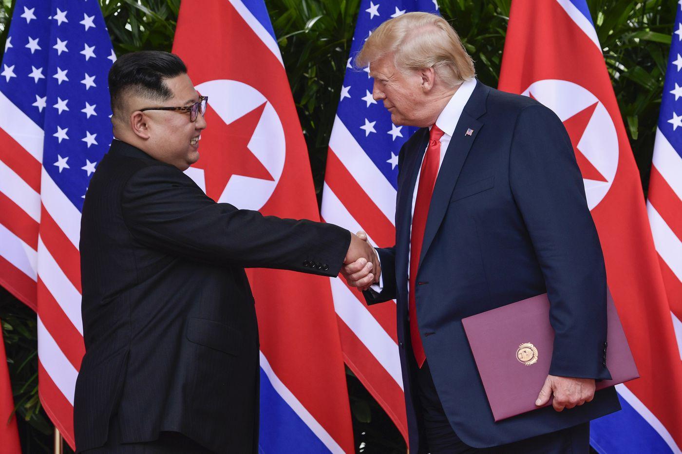 4 reasons why declaring peace on the Korean peninsula is a bad idea | Trudy Rubin