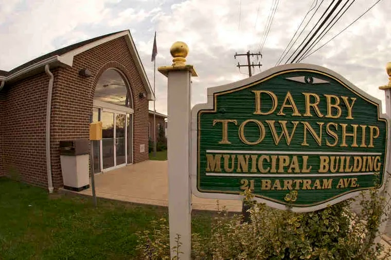 """A Darby Township commissioner drew sharp rebuke late last week when he shared a Facebook meme of two Black men pointing guns at a white officer, with the caption """"Does it have to come to this to make them stop murdering and terrorizing us?"""""""