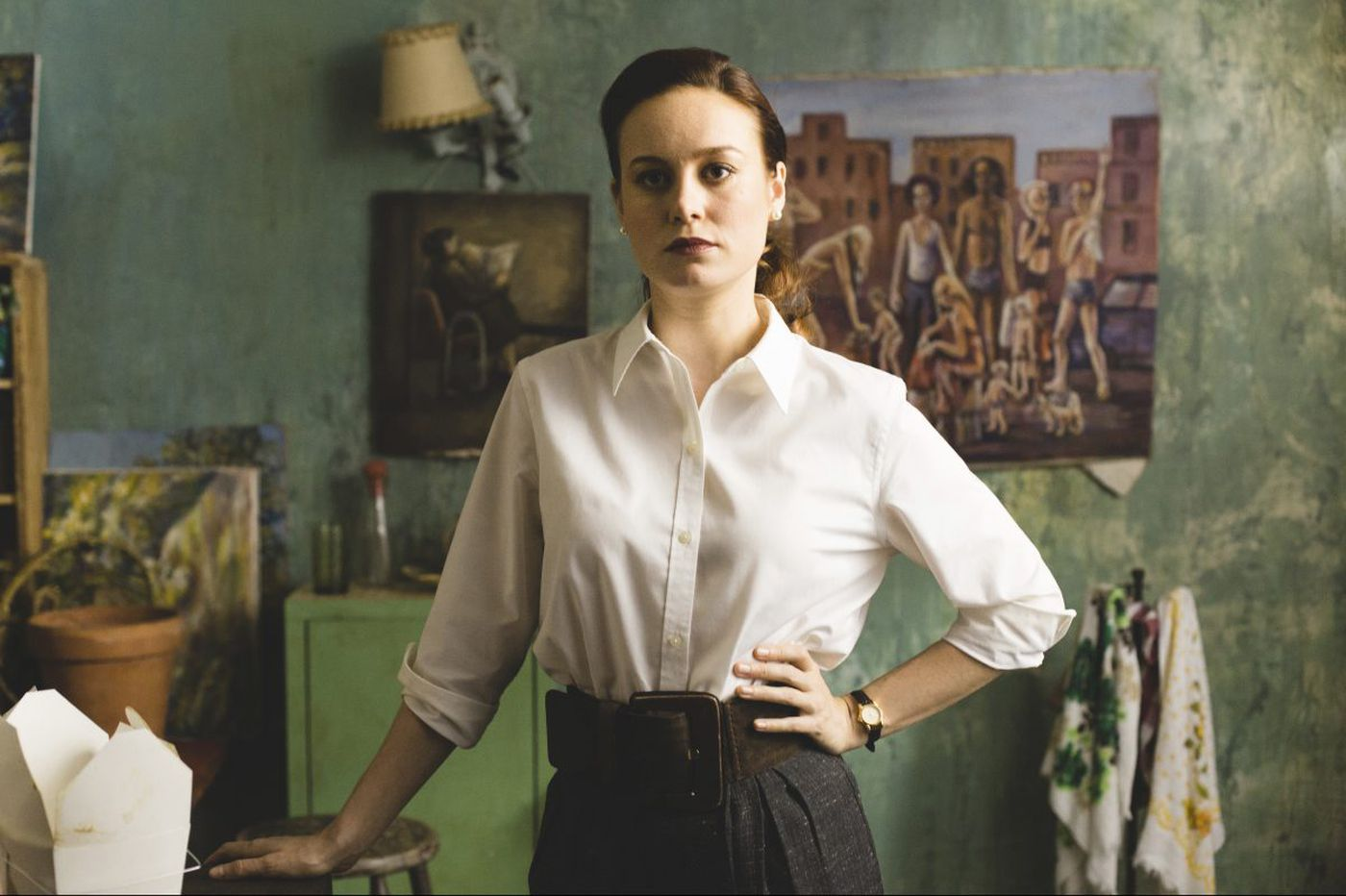 Not to throw stones, but 'Glass Castle' is not as good as the book