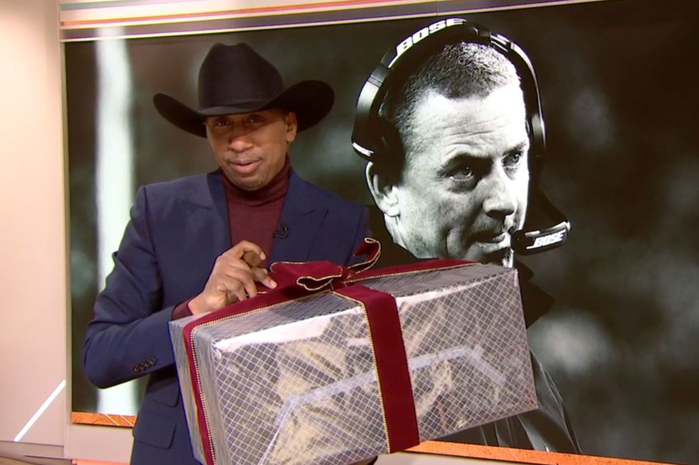 ESPN's Stephen A. Smith trolls Cowboys fans with the perfect gift after loss to Eagles