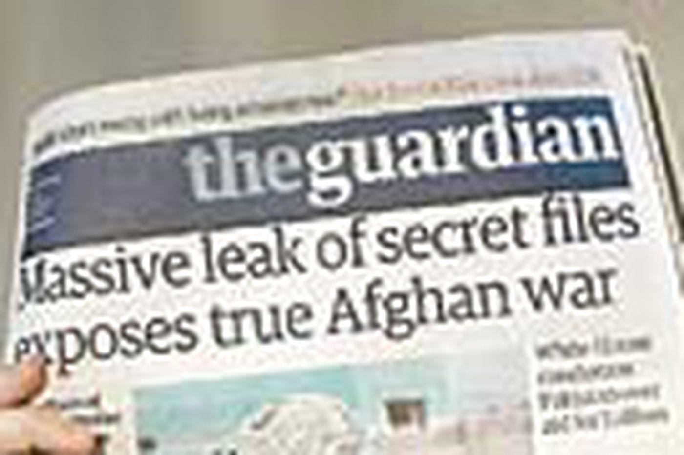 Editorial: WikiLeaks' war