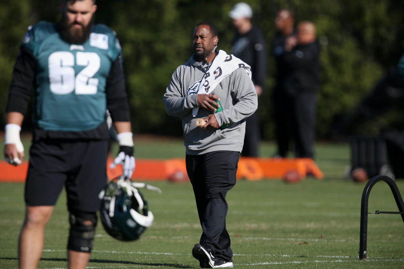 Handling of Darren Sproles' injury raises more questions about Eagles' new medical staff | Jeff McLane