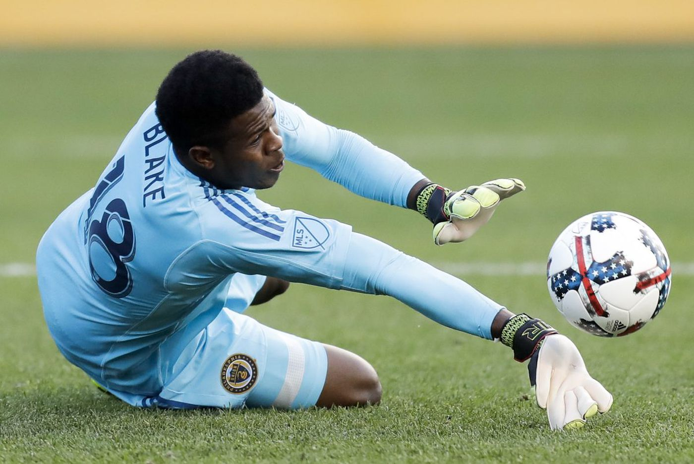 Union re-sign star goalkeeper Andre Blake to multiyear contract
