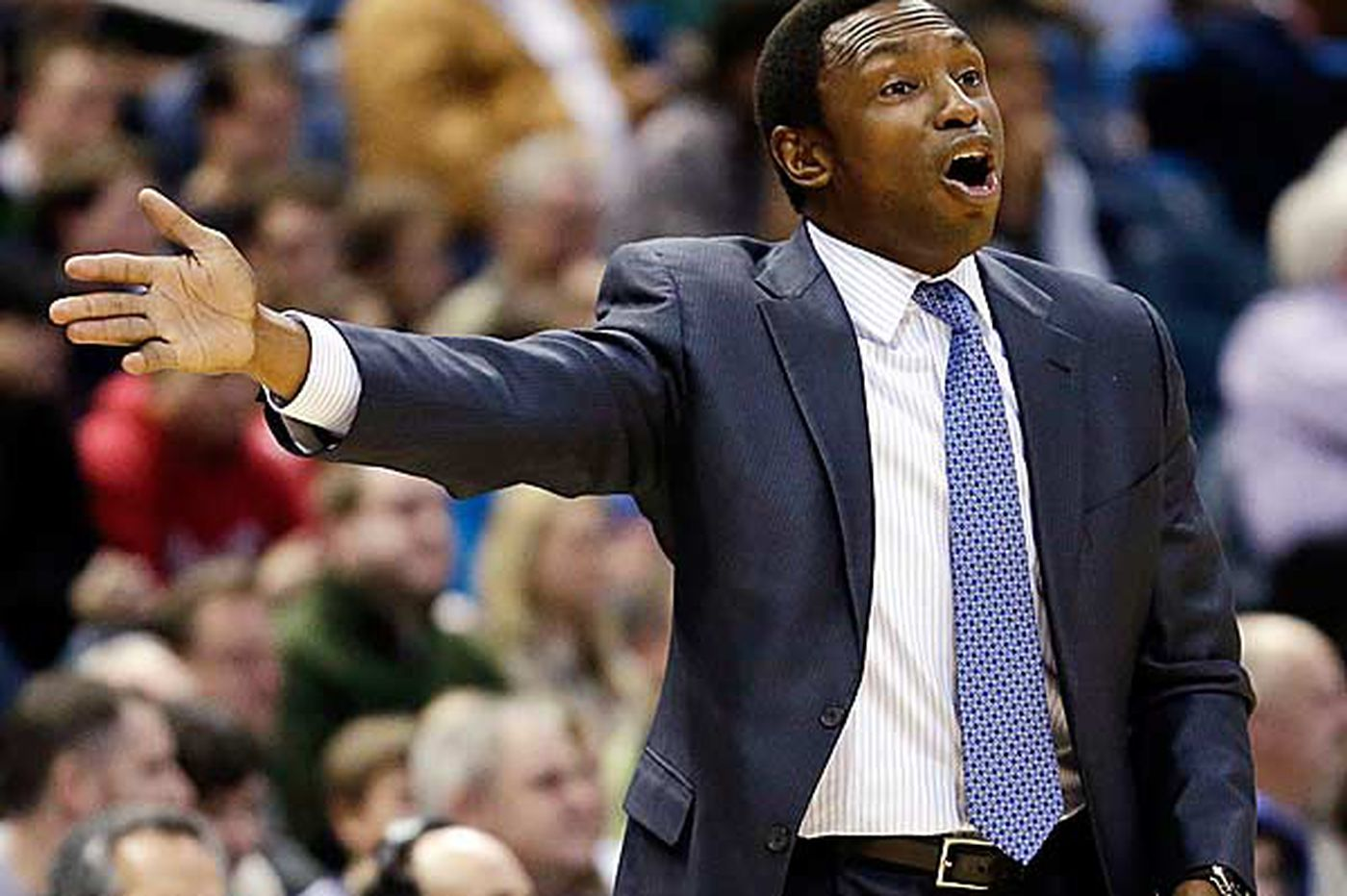 Brooklyn Nets dismiss Johnson