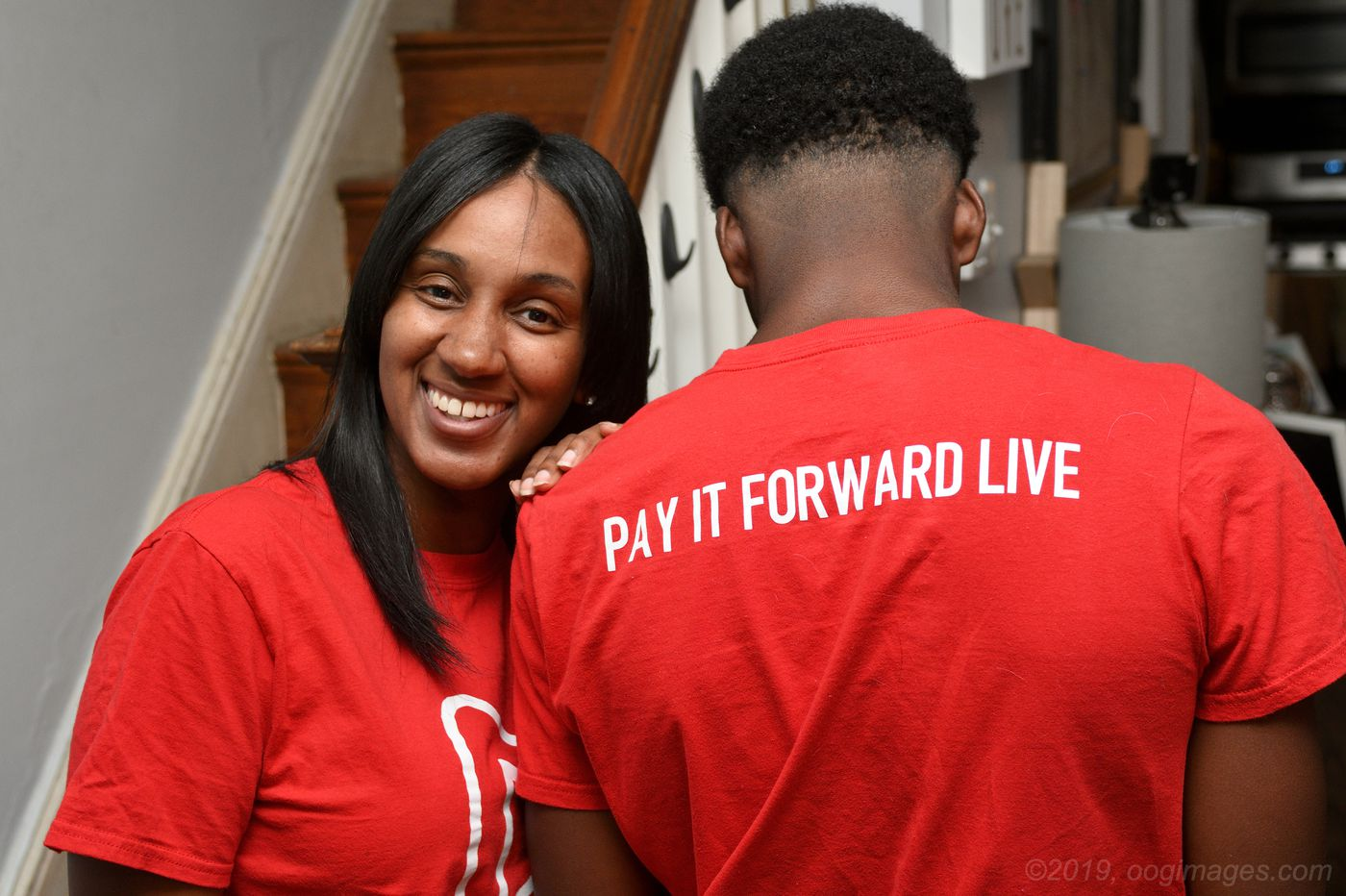 Inspired by her teenage son, a Philly mother is betting on technology to make volunteering fun