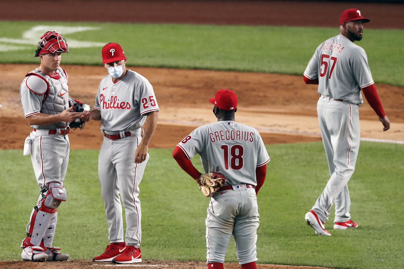 Phillies bullpen continues to be a problem, so bring on seven-inning doubleheaders