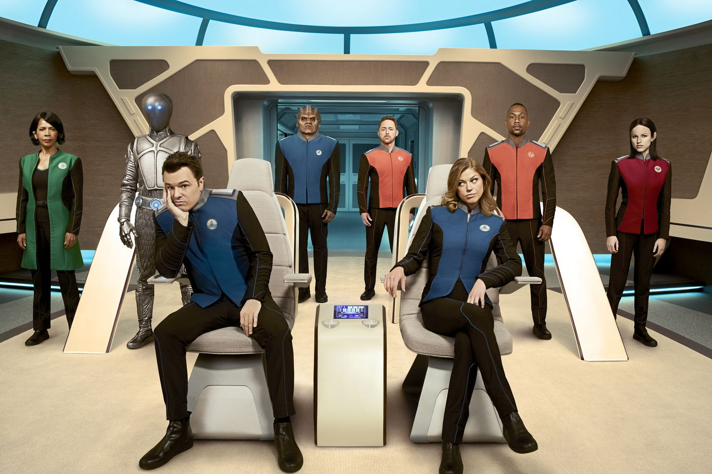 TV picks: 'The Orville,' 'Love, Gilda,' 'Gotham,' and more