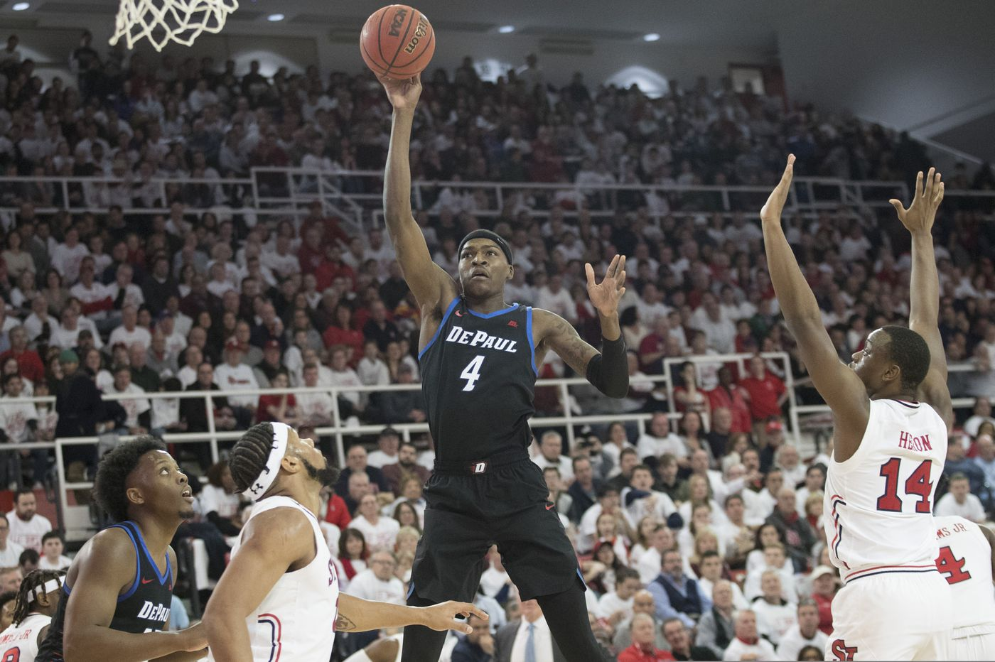 Sixers signing second-round draft pick Paul Reed to two-way contract